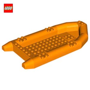 Grand canot gonflable - Pièce LEGO® 62812