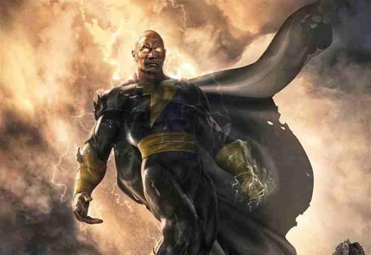 """""""Black Adam"""": así podría verse Dr. Fate en la película de DC"""