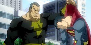 Superman Shazam BlackAdam