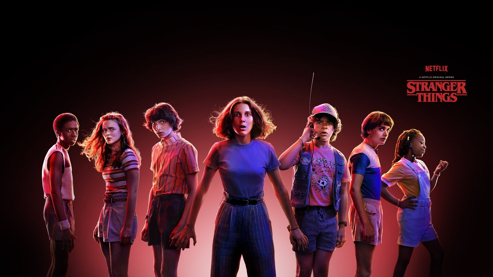 stranger things nuevos actores