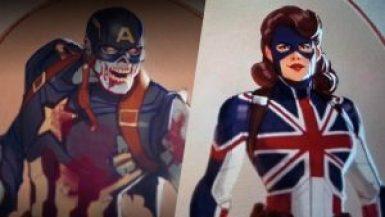 Marvel Peggy