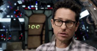 J.J. Abrams, director de Star Wars: El Despertar de la Fuerza y Star Wars: El Ascenso de Skywalker.