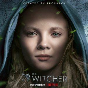 Ciri en The Witcher