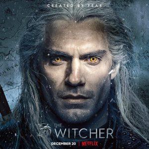 Geralt de Rivi The Witcher