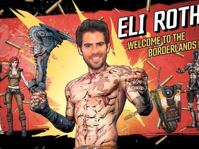 Eli Roth será el director de Borderlands