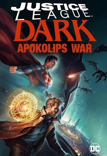Poster Apokolips War