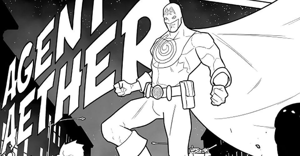 Agent Aether: nuevo personaje de Marvel Cómics