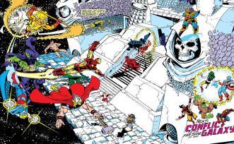 heroes contra Thanos