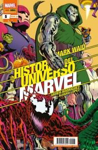 portada historia del universo marvel 5