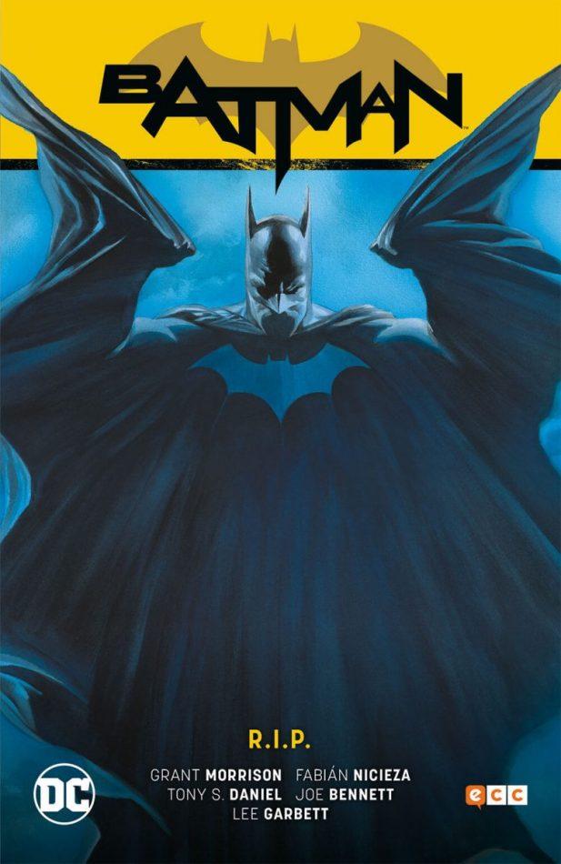 Morrison Batman RIP