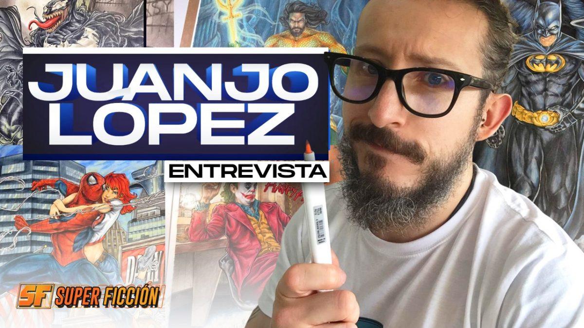 Entrevista Juanjo López