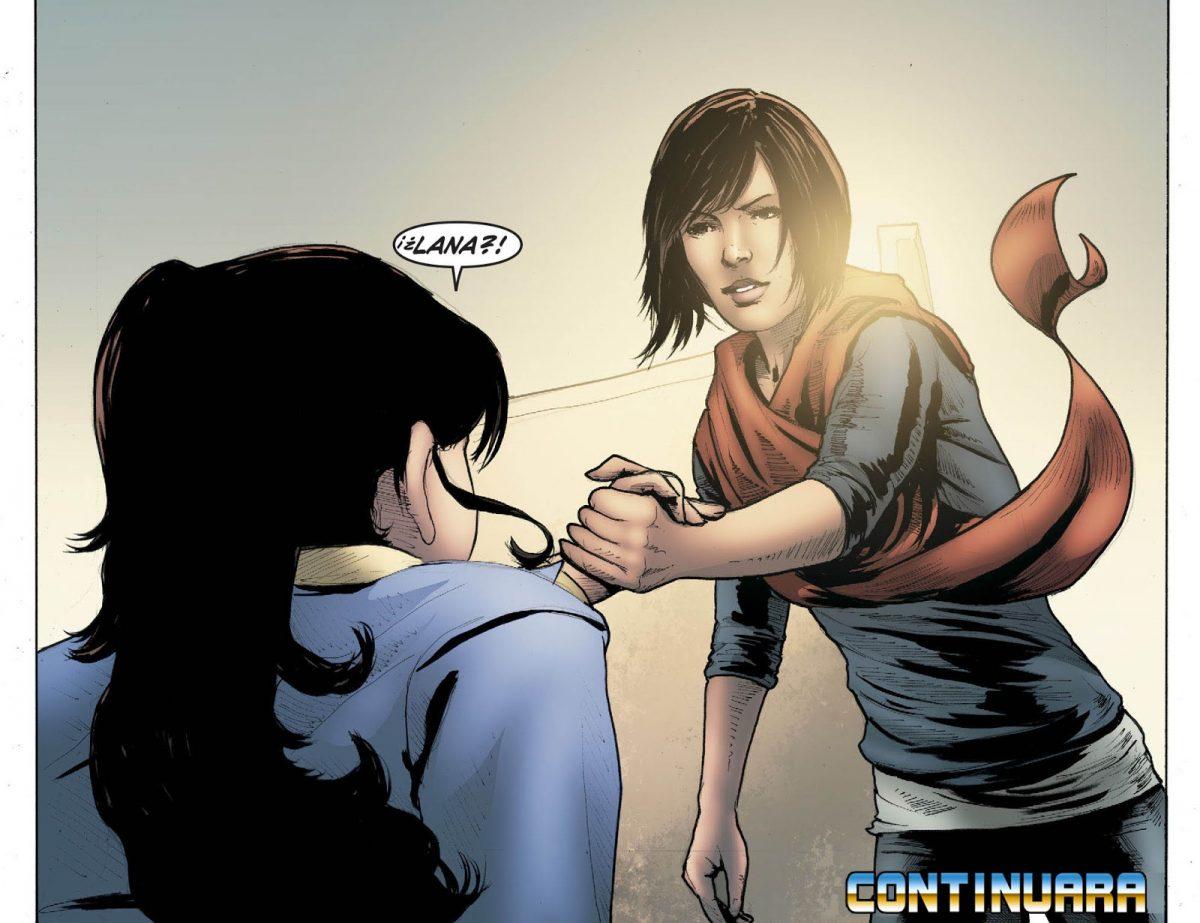 Emmanuelle Chriqui será Lana Lang en Superman & Lois