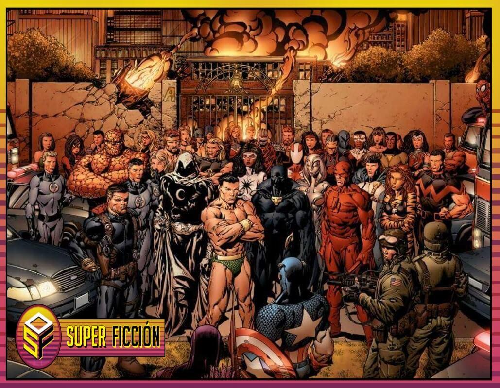 Cómics para empezar a leer Marvel