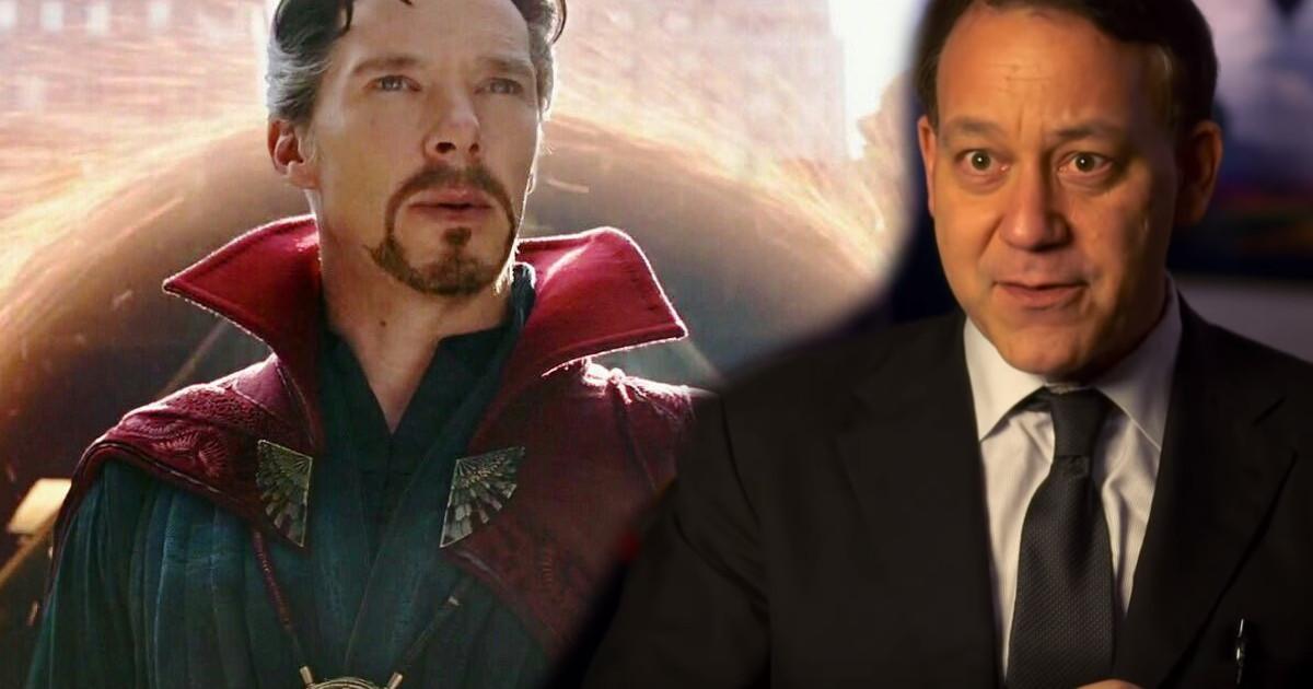 Sam Raimi es oficialmente el director de Doctor Extraño 2