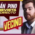 Entrevista a Adrián Pino, actor y guionista de El vecino