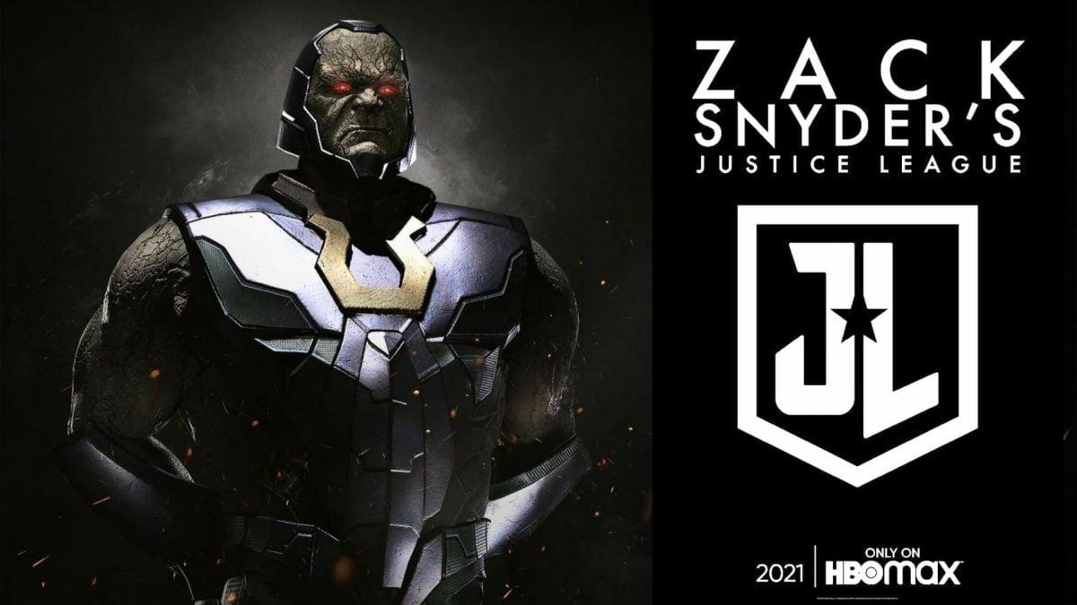 Ray Porter Darkseid