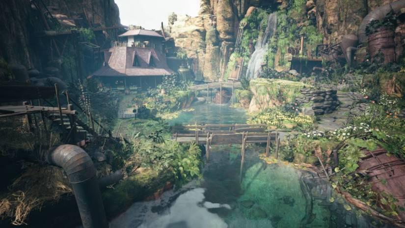 Casa de Aeris y Elmyra