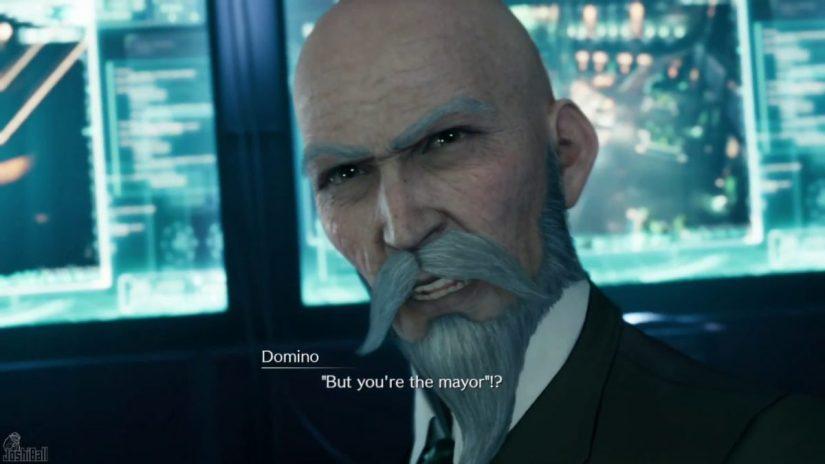 Domino, alcalde de Midgar