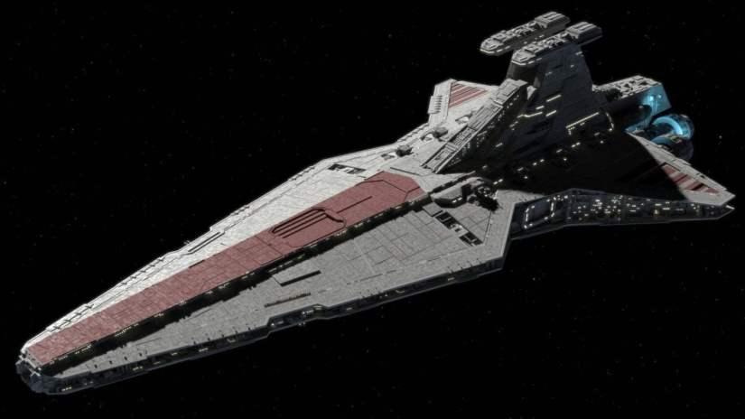 Crucero de ataque de la República