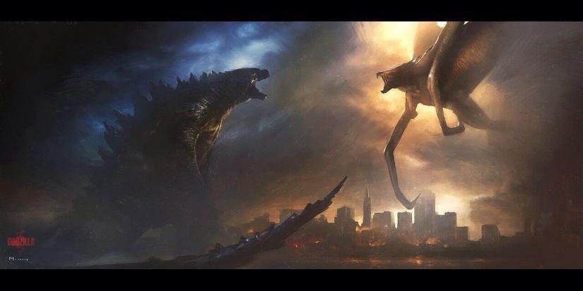 Godzilla vs. MUTO