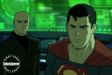Superman: Man of Tomorrow imagen promocional