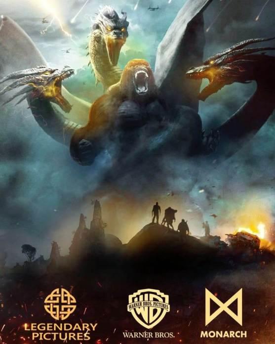 Kong vs. Ghidorah