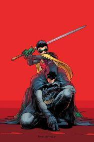 Portada Batman contra Robin Frank Quitely