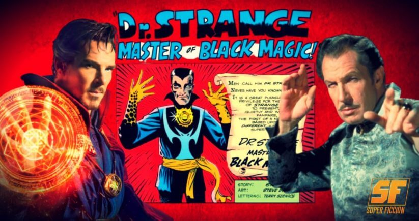 doctor strange vincent price