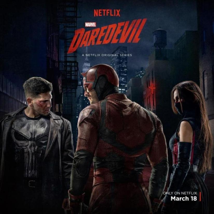Daredevil temporada 2 cronología