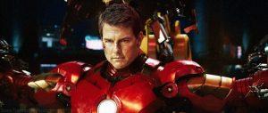 Tom Cruise Tony Stark