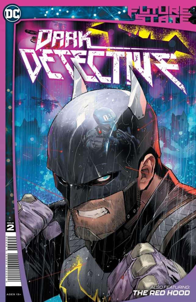 dark detective dc future state