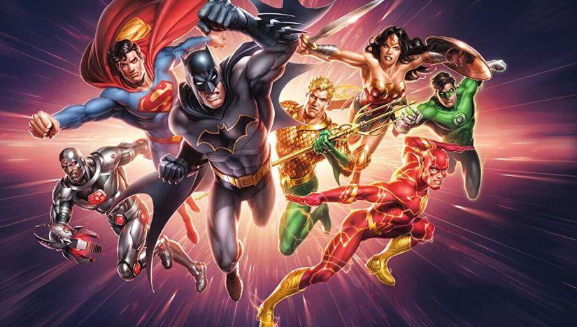 Universo Animado de DC