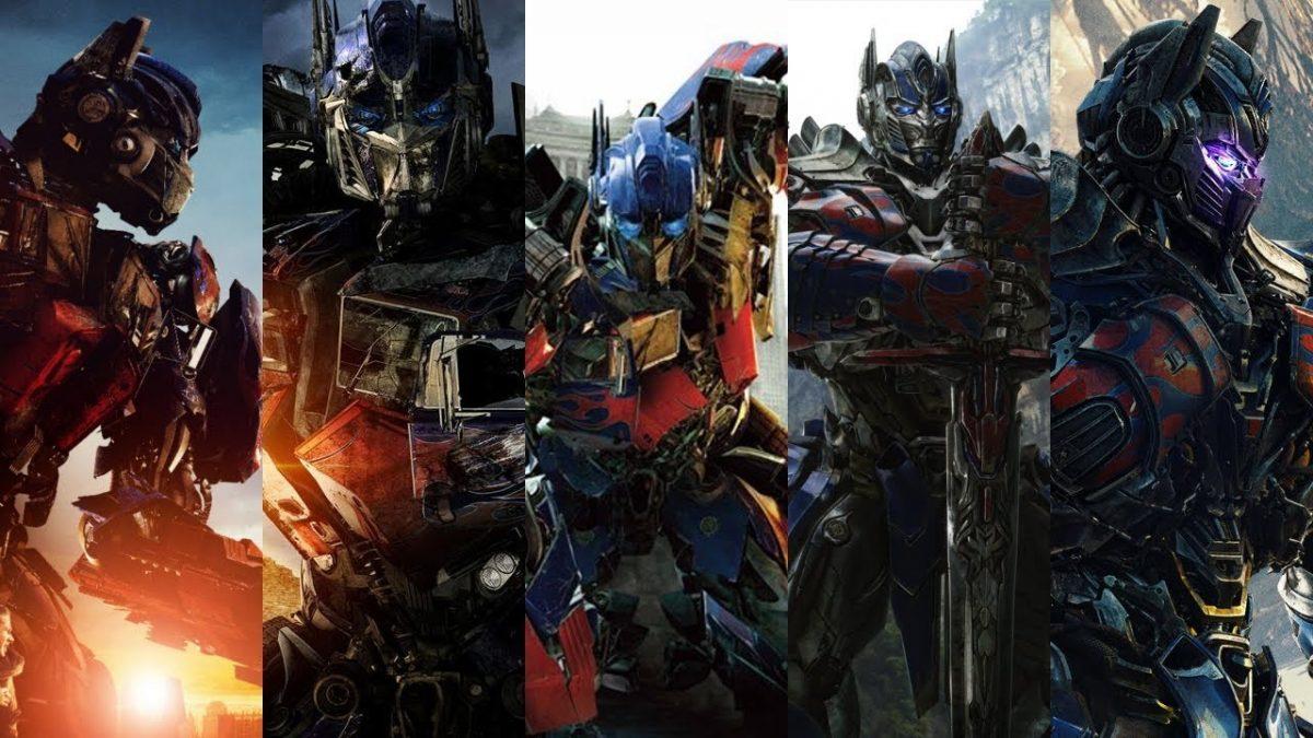 franquicia de Transformers