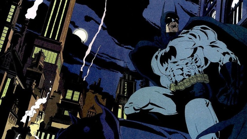 Batman Halloween Long