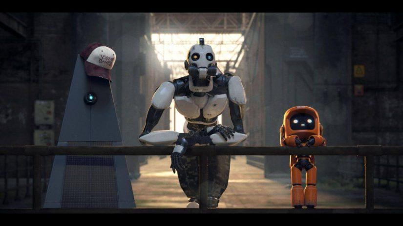 Love, Death & Robots mejores series de netflix