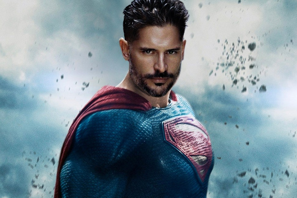Joe Manganiello Superman 2013