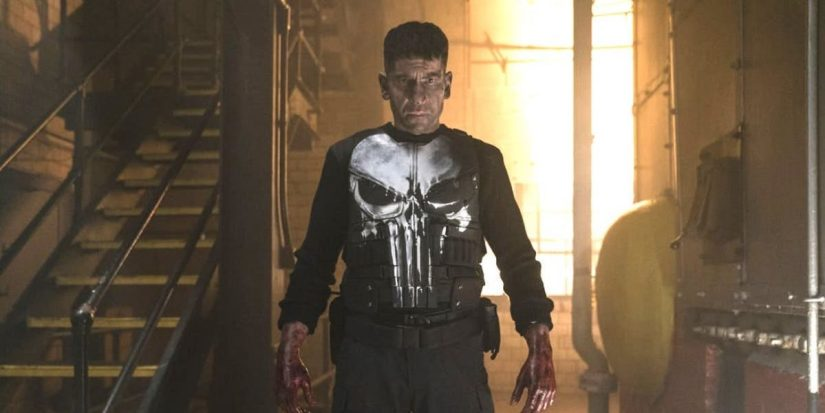 The-Punisher cronología
