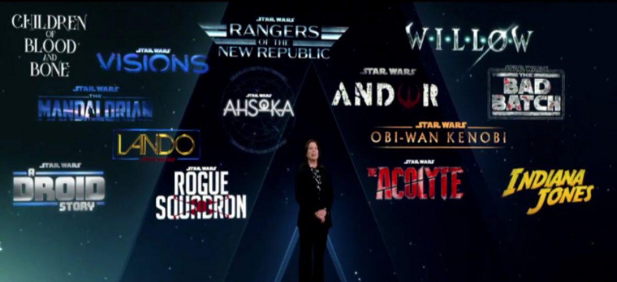 Star Wars Proyectos