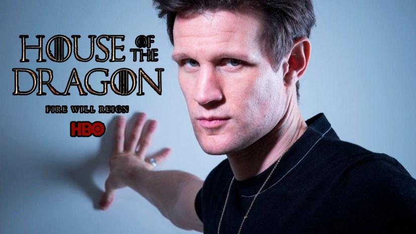 House of The Dragon Matt Smith