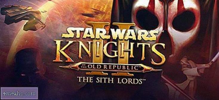 """""""Star Wars: Knights of the Old Republic II"""": nuevo juego de móviles de la Guerra de las Galaxias"""