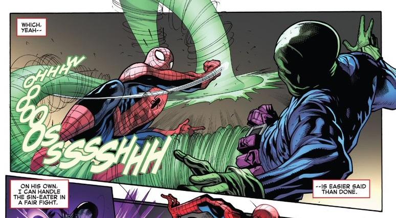 El Asombroso Spiderman 23