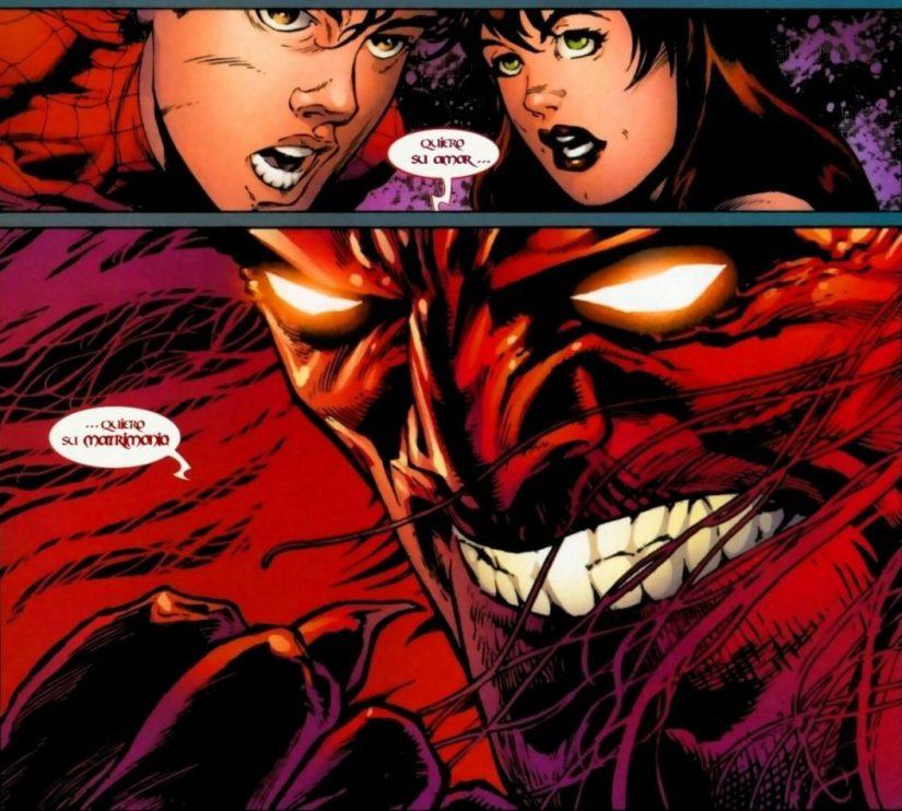 Mephisto Spider-Man