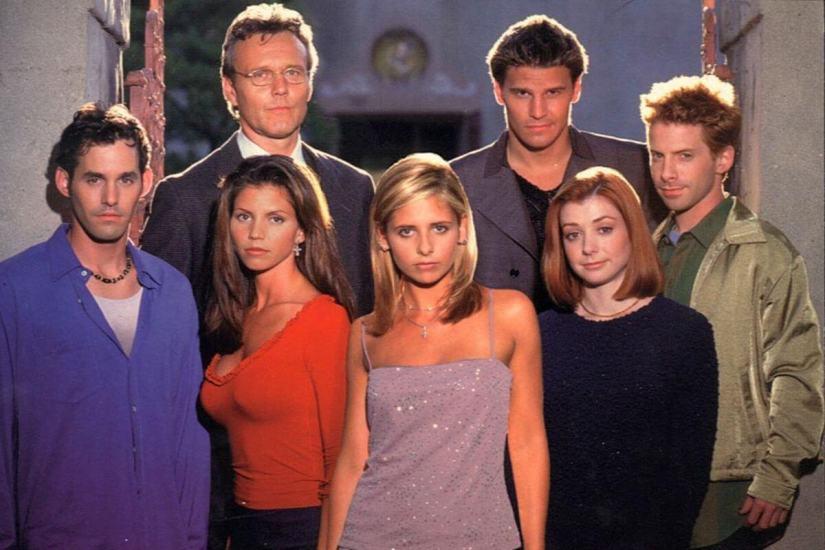 Buffy Cazavampiros Star
