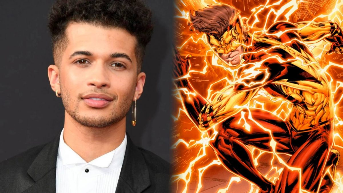 jordan fisher bart allen the flash