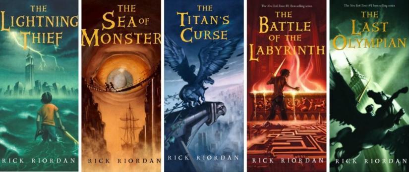 Saga de Percy Jackson