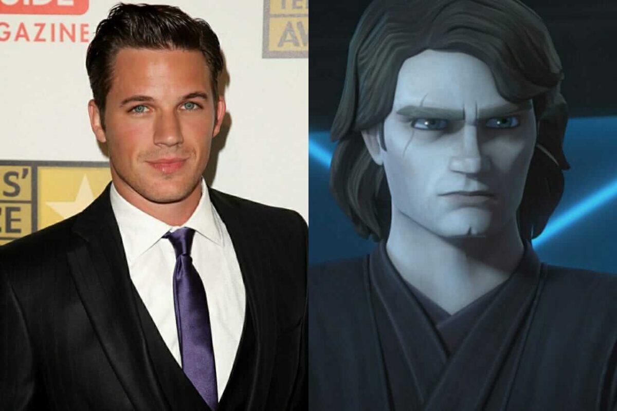 Matt Lanter Anakin Skywalker