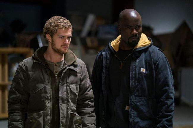 Iron Fist y Luke Cage no repetirán actores en Marvel Studios.