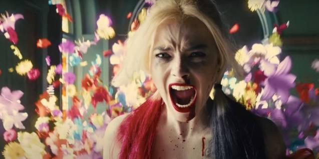 Harley Quinn en The Suicide Squad