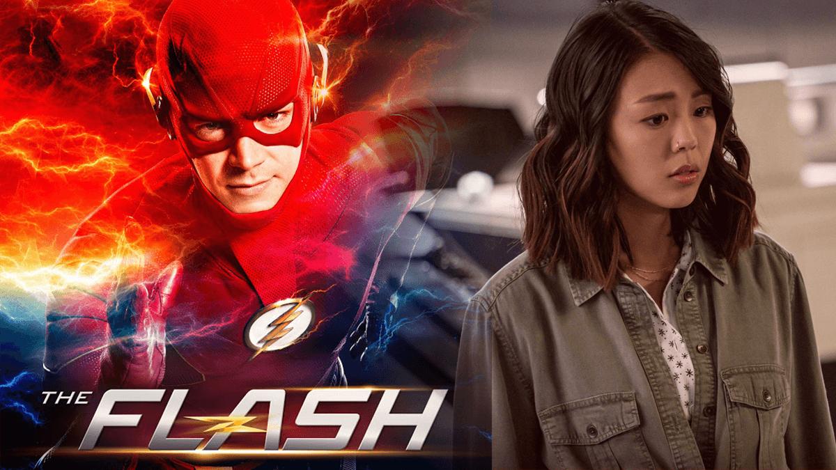 Kamilla se despide de The Flash Season 7
