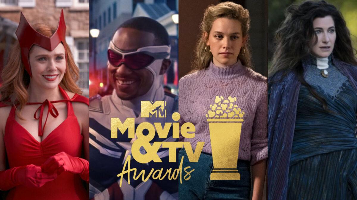 Ganadores de los MTV Movie & TV Awards